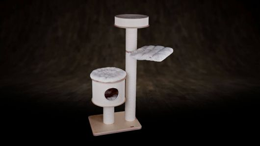 Cat tree for cats EX-MAX-4