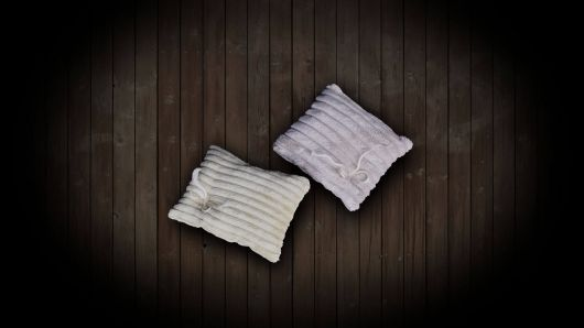 A pillow to play