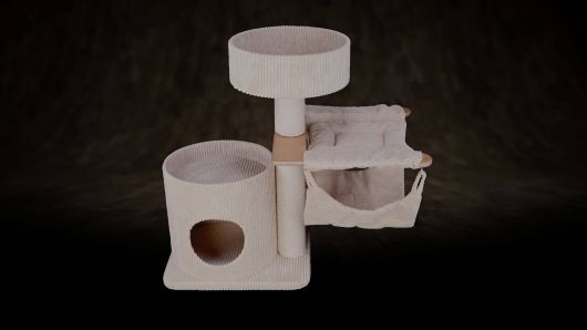 Cat tree for kittens K-2