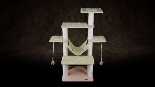 Cat tree for cats EX-M-4