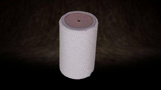A pole 18cm diameter