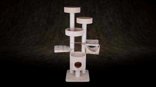 Cat tree for cats H-2C