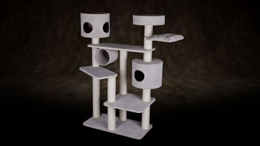 Cat tree for cats H-4