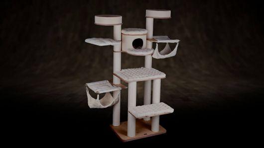 Cat tree for cats EX-8D