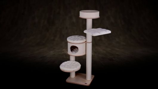 Cat tree for cats EX-2C