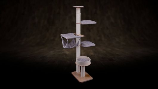 cat tree for cats EX-S-6